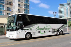 Carreras Tours (So Cal Metro) Tags: bus coach downtown tour sandiego charter carreras tourbus charterbus carrerastours