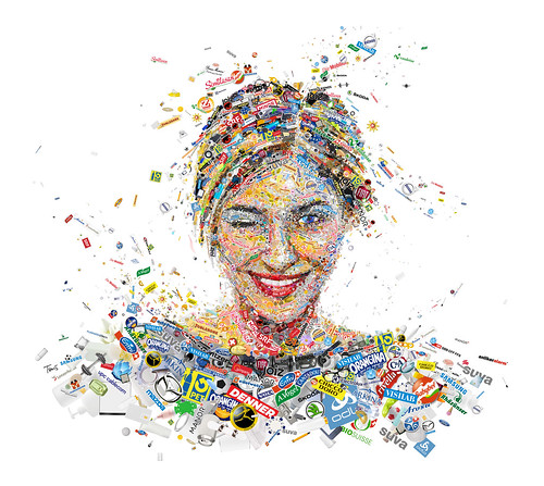 Clear Channel: Where brands meet people by tsevis, on Flickr