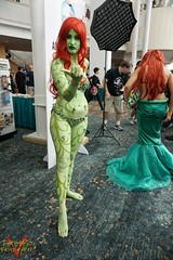Long Beach Comic Con 2015 (V Threepio) Tags: girl photography costume outfit cosplay dressup southerncalifornia poisonivy comicconvention geekculture lbcc 2015 longbeachcomiccon