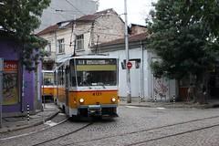 IMG_0589 (robokubo) Tags: street car sofia tram bulgaria sofie tramway tramvaj bulharsko kd ckd
