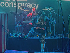 Cavalera Conspiracy (Stephen J Pollard (Loud Music Lover of Nature)) Tags: musician music livemusic drummer performer msica guitarist artista msico guitarrista baterista maxcavalera igorcavalera cavaleraconspiracy