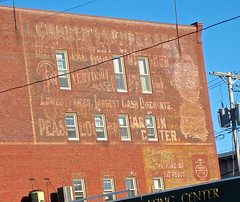 Ghost Sign, Nashua, NH (Robby Virus) Tags: brick sign wall advertising ghost ad newhampshire faded nashua nabisco