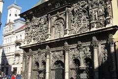 Boim kpolna, a httrben a Vroshza tornya (sandorson) Tags: travel lviv ukraine galicia lvov  lww lemberg galcia leopolis ukrajna    sandorson ilyv halics