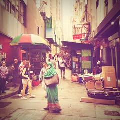 The street in HongKong : www.pajama-days.com IPhoneography Street Photography Streetphotography Streetart Fashion Beautiful ASIA Market Light And Shadow Wall Girl Silhouette Hongkong Photos (Pajama-days Nobu) Tags: streetart girl beautiful fashion silhouette wall asia market streetphotography lightandshadow hongkongphotos iphoneography
