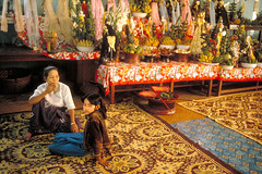 Mandalay, Burma - 1987