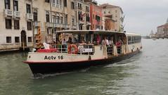 Actv 16 (KiloCharlie 68) Tags: venice 2 line series 80 venezia serie grandcanal linea vaporetto accademia actv vaporetti pontedellaccademia aziendadelconsorziotrasportiveneziano actv16 cantierinavalegiovannitoffolosrl ve8428
