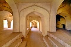 India - Telangana - Hyderabad - Golconda Fort - Mortuary Bath - 1 (asienman) Tags: india hyderabad golcondafort telangana asienmanphotography