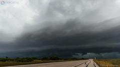 29-05-2015 - A Norte de Jacksboro (Texas) (TROPOSFERA - APMA) Tags: usa storm clouds alley no dos thunderstorm lightning tornados tornado caminho severeweather troposfera
