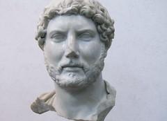 Hadrian Bust