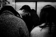 ((Jt)) Tags: blackandwhite monochrome subway asia metro streetphotography korea seoul mobilephotography iphoneography jtinseoul iphone6s