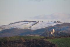 The first snow - La prima neve (Andrea Lugli) Tags: italy snow canon landscape eos sigma os hills emilia neve modena paesaggio dg colline romagna hsm 60d 150500