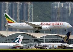 Boeing   787-8   Ethiopian Airlines   ET-AOS   Hong Kong   HKG   VHHH (Christian Junker   Photography) Tags: nikon nikkor d800 d800e dslr 70200mm teleconverter aero plane aircraft boeing b7878 b787800 b787 b788 dreamliner ethiopianairlines ethiopian et eth et672 eth672 ethiopian672 etaos staralliance lucy heavy widebody arrival landing 25r beacon airline airport aviation planespotting 34747 75 3474775 hongkonginternationalairport cheklapkok vhhh hkg hkia clk hongkong sar china asia lantau spottingbyboat christianjunker wwwairlinersnet flickraward flickrtravelaward zensational hongkongphotos worldtrekker superflickers