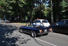 Lancia Fulvia (TAPS91) Tags: solo cuore fulvia lancia 2 raduno carburatore