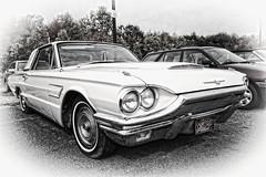 1965 Ford Thunderbird (robtm2010) Tags: auto usa classic ford car canon automobile maine newengland thunderbird arundel tbird 1965 t3i motorlandvintageamerica