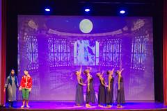 17006-7 - La danza delle Fate (Diego Rosato) Tags: pinocchio spettacolo show teatro theater nikon d700 85mm rawtherapee musical canzone song ballo dance fata turchina fate fairies gimp