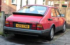 H251 CNB (Nivek.Old.Gold) Tags: 1990 saab 900 turbo 16 valve 3door 1985cc dohc sas