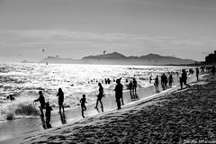 Rio (1) (ThaianeAthanásio) Tags: rio de janeiro brasil praia beach calor sol rj brazil areia cristo redentor sudeste férias vacations pessoas