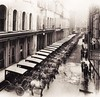 Marshall Fields Delivery Wagons 1897 (Peer Into The Past) Tags: 1897 peerintothepast history vintage illinois chicago departmentstore marshallfields