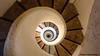 La escala de la torre de Santa Catalina en Valencia (johnfranky_t) Tags: scala chiocciola gradini valencia johnfranky t spagna panasonic lumix tz40 escala