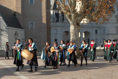 musiciens chatoyants
