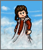 You truly belong with us among the clouds. (Catanas) Tags: lego star wars cloud city leia princess carrie fisher