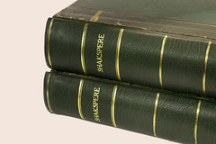 rebound (Leo Reynolds) Tags: xleol30x leol30random book binding bookbinding spine jjpm william shakespeare