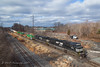 NS EMD SD60E #6983 @ Oxford Valley, PA (Darryl Rule's Photography) Tags: 2017 24k buckscounty cpjohn clouds diesel diesels doublestacks emd eastbound freight freighttrain intermodal january mv5 morrisville morrisvilleline ns norfolksouthern pa prr pennsy pennsylvania pennsylvaniarailroad railroad railroads sd60e sun train trains trentoncutoff winter