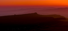 After Sunset (Peter Quinn1) Tags: aftersunset overowlertor derbyshire higgertor layers warm peakdistrict peakdistrictnationalpark landscape panorama