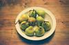pear drops (Keith Midson) Tags: film canon t80 camera kodak 400asa pears pear stilllife bowl table filmisnotdead