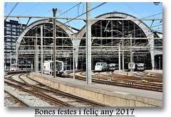 Estació de FRANÇA (Andreu Anguera) Tags: estaciódefrança trens trenes pasajeros barcelona catalunya andreuanguera