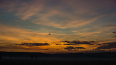 Colorful sunset (andbog) Tags: sony alpha ilce a6000 sonya6000 emount mirrorless csc sonya oss sel sonyα sonyalpha sony⍺6000 sonyilce6000 sonyalpha6000 ⍺6000 ilce6000 italia italy paesaggio landscape nature natura apsc sunset sunsetlight tramonto dusk crepuscolo tree alberi sky cielo silhouette 1650mm selp1650 169 16x9 widescreen mountain inverno winter canavese piemonte piedmont to clouds nuvole colors