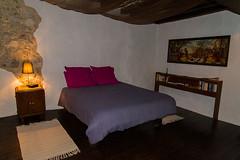 Capriccio in old miller's house, Moulin Joyeux (tessadejong-severijns) Tags: accommodatie moulinjoyeux thiat capriccio accommodation bathroom miller france limousin bb bedbreakfast molenaarswoning bed slaapkamer
