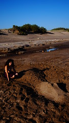 79/365 Hipopotamo de arena (Flor Filippini) Tags: hipopotamo sand exterior playa beach retrato