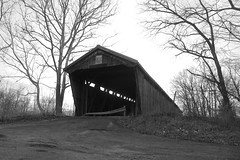 The Old New Hope Covered Bridge. (RKen68) Tags: coveredbridge browncounty bridge ohio newhope old historical