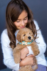 Kizzie and Chewy's little girl!