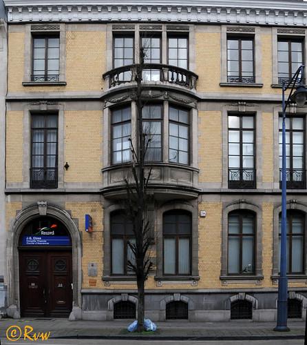 Namur -- Avenue Cardinal Mercier 46