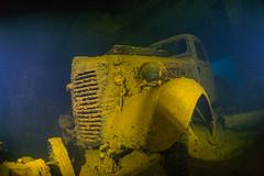 DSC04213 - hoki - truck (montereydiver) Tags: sonya5100 truklagoon chuuk wreck shipwrecks underwater scuba ocean wrecks underwaterphotography hoki hokimaru truck trucks