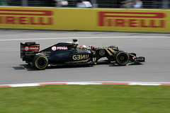 (scienceduck) Tags: montreal canada scienceduck june 2015 race racing quebec canadiangrandprix grand prix f1 formula1 formulaone lotus renault