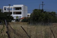 (kotmariusz) Tags: city white color colour island 50mm hotel kos greece m42 grecja budowa revuenon wyspa lambi ditance wyspy mariuszkot