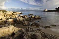 alggdm (APINTUS) Tags: sardegna sea panorama parco landscape nuvole mare porto sole rocce spiaggia cala rada alghero conte regionale naturale lazzaretto insenatura