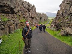 Pingvellir, Iceland!