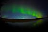 Auroral Arc (eahackne) Tags: upperpeninsula northernlights auroraborealis keweenawpeninsula keweenawwaterway princespoint