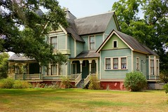 Jones House (1897) Calvert Texas (Robert Holler Photography) Tags: favorite house home rural interesting texas victorian robertholler