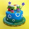 Keroppi 3D Birthday Cake (Cakedeliver.com Malaysia Cake House) Tags: kualalumpur cakeshop johorbahru cakestore cakehouse kidscake themedcakes designedcakes 3dbirthdaycake figurinecake selangorkek
