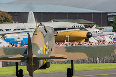_DSC7909-10 (Ian. J. Winfield) Tags: hurricane rr rollsroyce airshow merlin ww2 duxford raf hawker worldwar2 griffon imperialwarmuseum iwm royalairforce