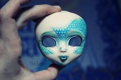 Pullip FC Make up by Tsubasa (Tsubasa Make up doll) Tags: doll ooak pullip fc tayang tsubasamakeup