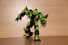 Nagr (~PWLirken) Tags: lego bionicle moc hf mornar narg