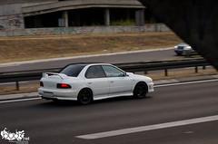 Subaru Impreza 2.5 RS. (Stefan Sobot) Tags: subaru impreza 25 rs turbo gc8 white rare rally jdm race exotic luxury car supercar nikon d7000 hamma beograd belgrade serbia srbija worldcars
