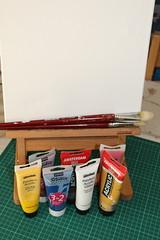 """""""Jag ska måla hela världen,lilla mamma"""" (hildur_76) Tags: farger fotosondag fs150927"""