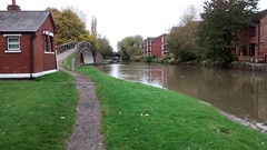 151023_07 (Bushy Park Boy) Tags: walking walks cities bridges canals coventry longwalks onlyconnect coventrycanal b2e beestontoexeter